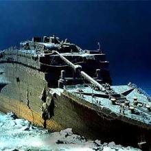 Histoire du paquebot titanic for Titanic epave interieur