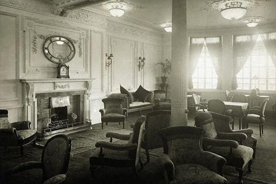 L interieur du titanic histoire du paquebot titanic for Titanic epave interieur