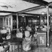 Titanic la remont e des objets de l epave du titanic for Titanic epave interieur