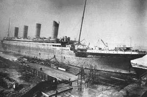 Les caractéristiques techniques du Titanic