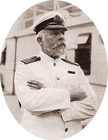 Le commandant  Edward Smith