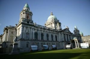 Le mémorial du Titanic à Belfast