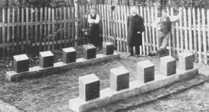 le cimetière Baron de Hirsch