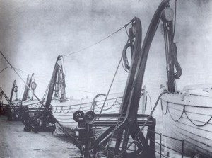causes du naufrage du Titanic