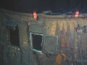 épave du Titanic
