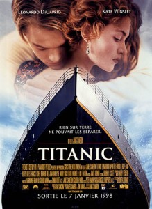 film titanic de James Cameron