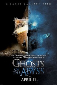 film Titanic:Ghosts of the Abyss
