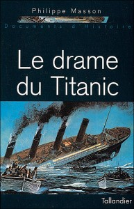 livres titanic