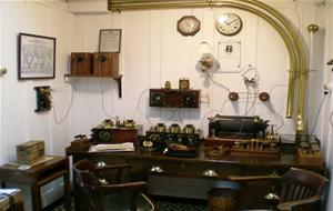 Station de radio du Titanic