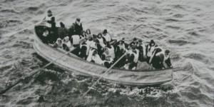 canot de sauvetage du titanic