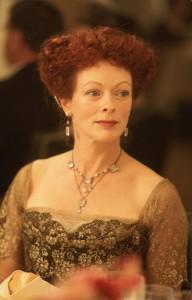 Frances Fisher dans le film Titanic