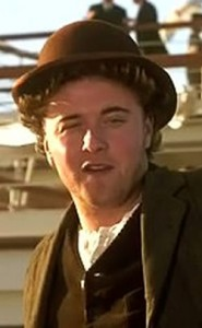 Jason Barry dans le film titanic