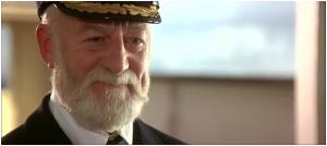 Bernard Hill dand le film titanic