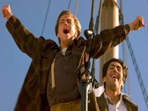 erreurs de tournage du film Titanic
