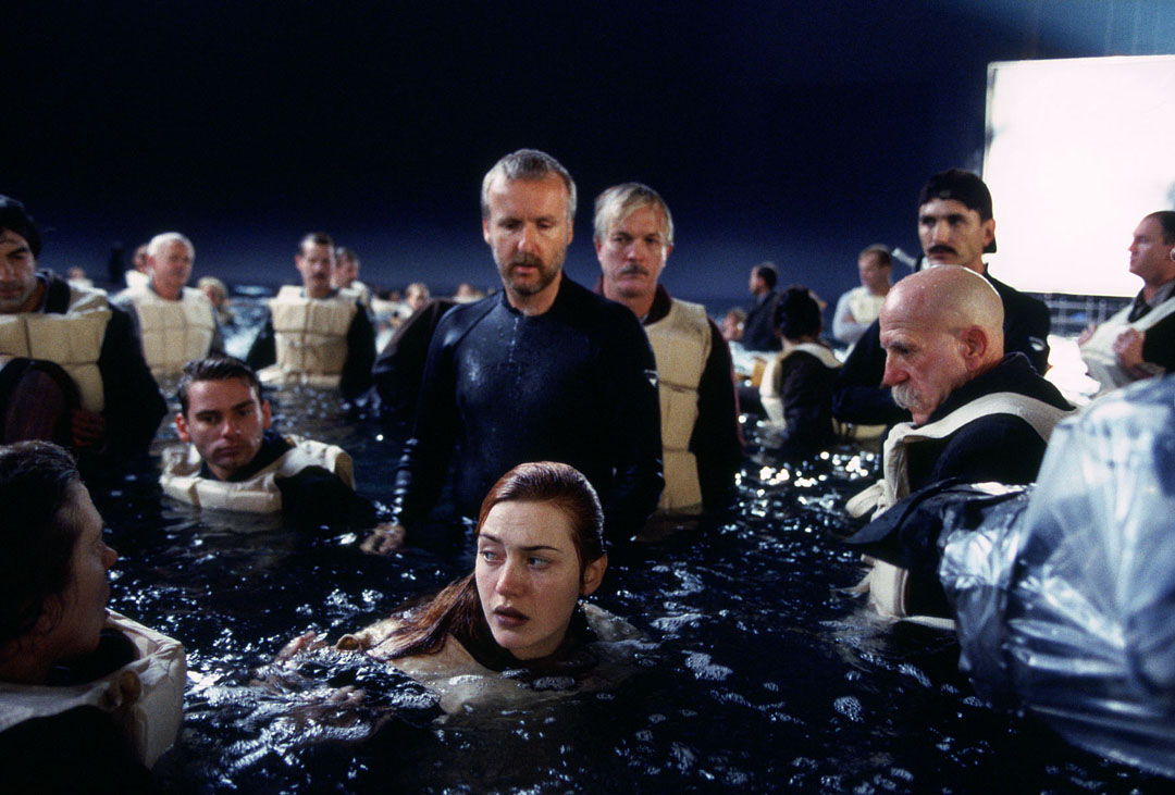 Faq film titanic de james cameron - Was the titanic filmed in a swimming pool ...