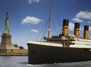 Le projet du Titanic II